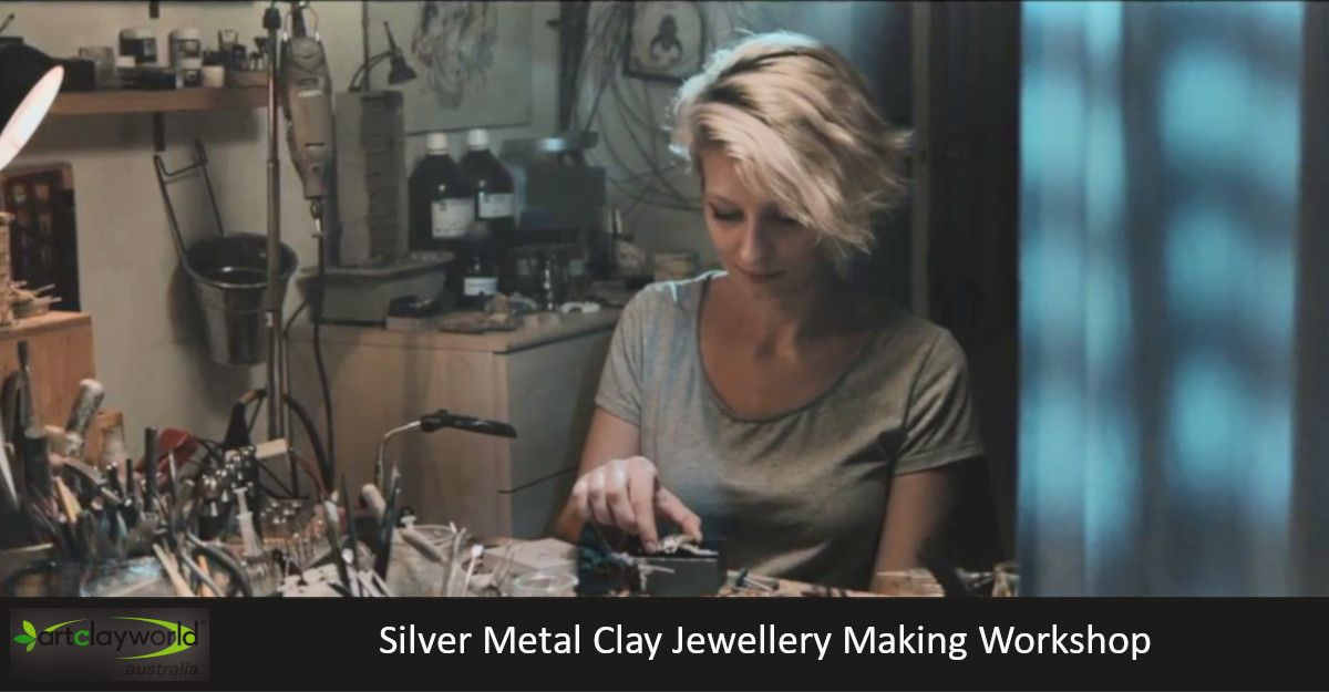 Precious Metal Clay Workshjop